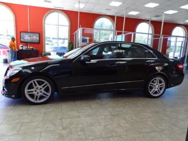 Used 2011 Mercedes-Benz E-Class E350 Sport for sale Sold at Gravity Autos in Roswell GA 30076 4