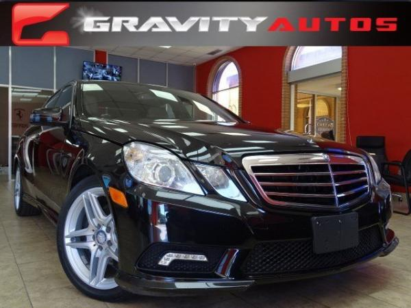 Used 2011 Mercedes-Benz E-Class E350 Sport for sale Sold at Gravity Autos in Roswell GA 30076 1