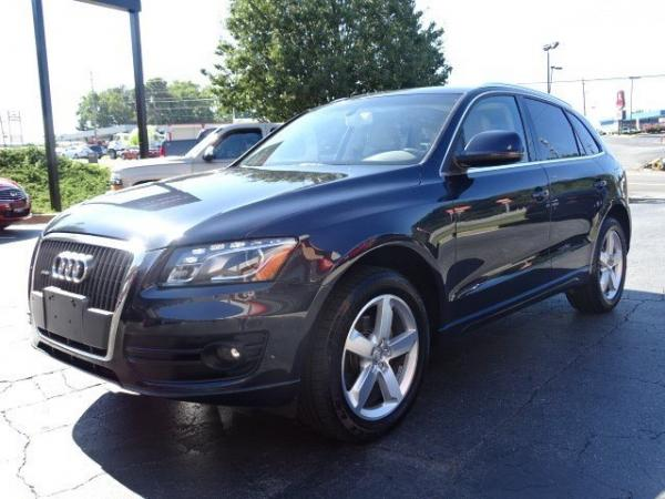 Used 2012 Audi Q5 2.0T Premium Plus for sale Sold at Gravity Autos in Roswell GA 30076 3