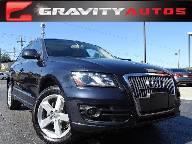 Used 2012 Audi Q5 2.0T Premium Plus for sale Sold at Gravity Autos in Roswell GA 30076 1