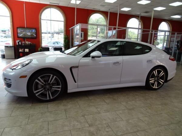 Used 2013 Porsche Panamera S for sale Sold at Gravity Autos in Roswell GA 30076 4