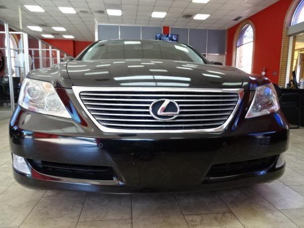 Used 2008 Lexus LS 460 for sale Sold at Gravity Autos in Roswell GA 30076 2