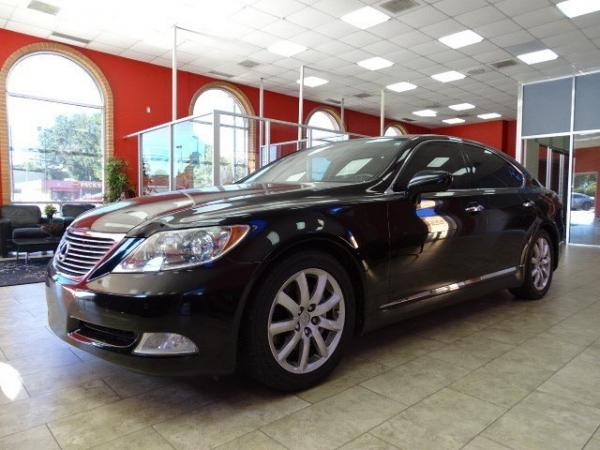 Used 2008 Lexus LS 460 for sale Sold at Gravity Autos in Roswell GA 30076 3