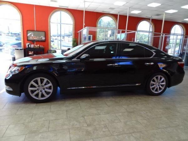 Used 2008 Lexus LS 460 for sale Sold at Gravity Autos in Roswell GA 30076 4