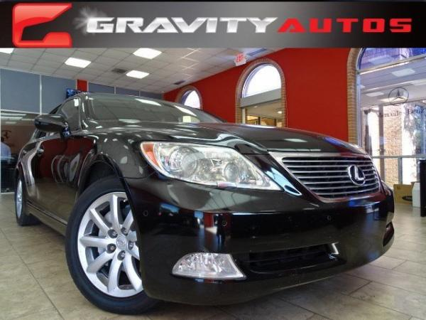 Used 2008 Lexus LS 460 for sale Sold at Gravity Autos in Roswell GA 30076 1