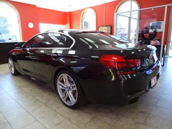 Used 2013 BMW 6 Series 650i for sale Sold at Gravity Autos in Roswell GA 30076 4