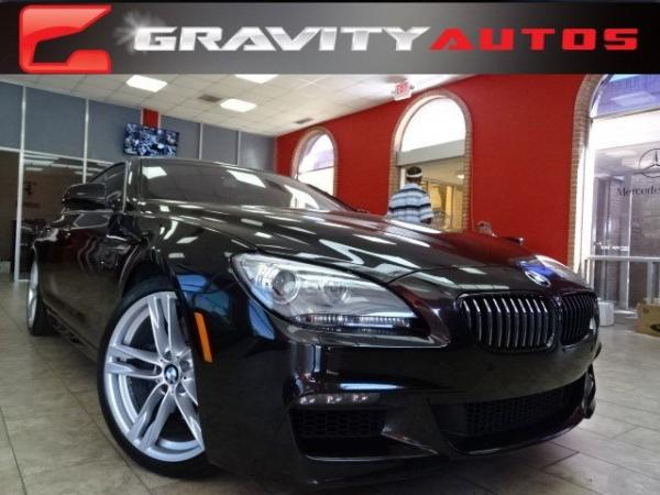 Used 2013 BMW 6 Series 650i for sale Sold at Gravity Autos in Roswell GA 30076 1