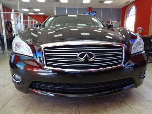 Used 2012 Infiniti M37 for sale Sold at Gravity Autos in Roswell GA 30076 2