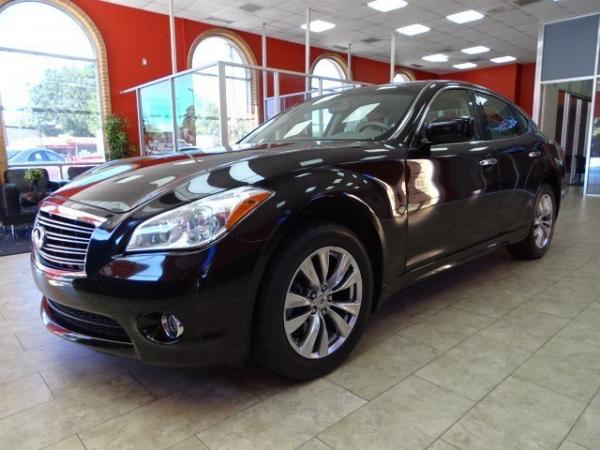 Used 2012 Infiniti M37 for sale Sold at Gravity Autos in Roswell GA 30076 3