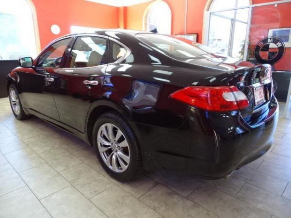 Used 2012 Infiniti M37 for sale Sold at Gravity Autos in Roswell GA 30076 4