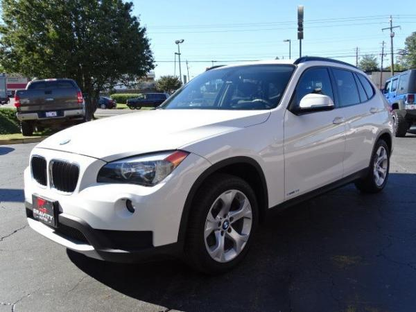 Used 2014 BMW X1 sDrive28i for sale Sold at Gravity Autos in Roswell GA 30076 3