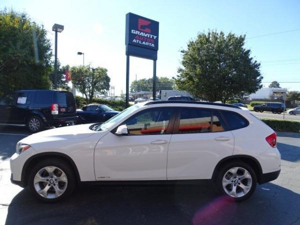 Used 2014 BMW X1 sDrive28i for sale Sold at Gravity Autos in Roswell GA 30076 4