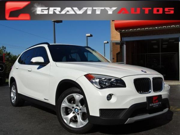 Used 2014 BMW X1 sDrive28i for sale Sold at Gravity Autos in Roswell GA 30076 1