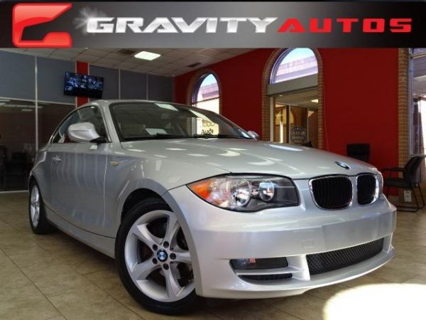 Used 2011 BMW 1 Series 128i for sale Sold at Gravity Autos in Roswell GA 30076 1