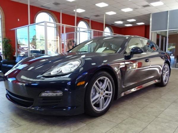 Used 2011 Porsche Panamera for sale Sold at Gravity Autos in Roswell GA 30076 3