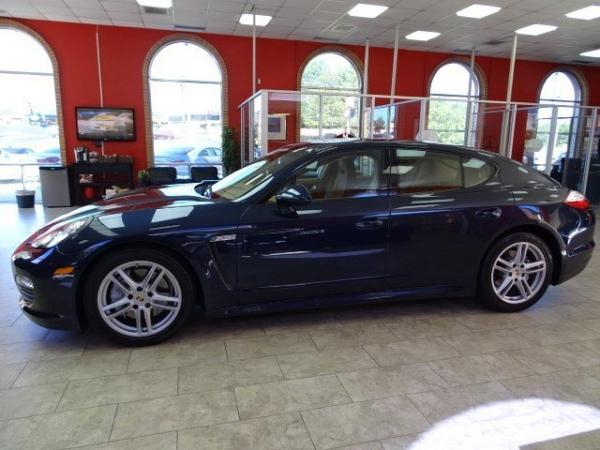 Used 2011 Porsche Panamera for sale Sold at Gravity Autos in Roswell GA 30076 4