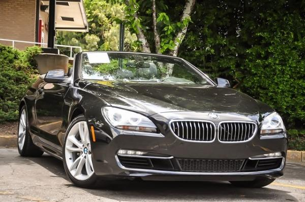 Used 2013 BMW 6 Series 640i for sale Sold at Gravity Autos in Roswell GA 30076 2