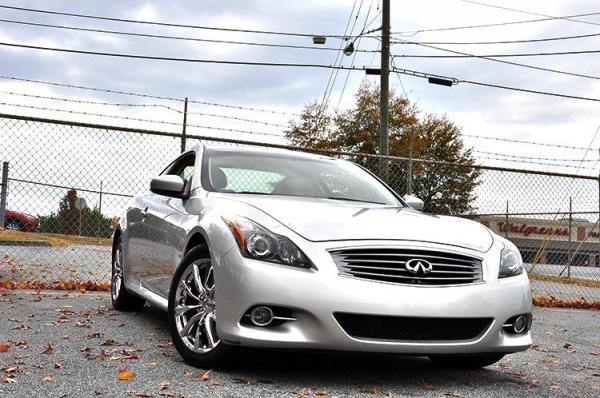 Used 2011 Infiniti G37 Coupe Journey for sale Sold at Gravity Autos in Roswell GA 30076 2