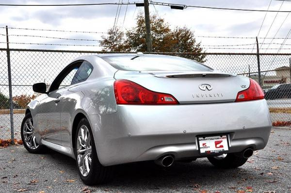 Used 2011 Infiniti G37 Coupe Journey for sale Sold at Gravity Autos in Roswell GA 30076 4