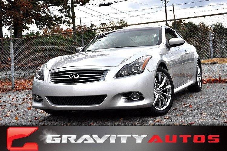 Used 2011 Infiniti G37 Coupe Journey for sale Sold at Gravity Autos in Roswell GA 30076 1