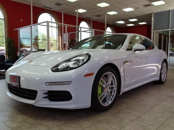 Used 2014 Porsche Panamera S e-Hybrid for sale Sold at Gravity Autos in Roswell GA 30076 3