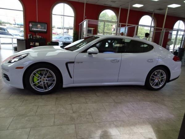 Used 2014 Porsche Panamera S e-Hybrid for sale Sold at Gravity Autos in Roswell GA 30076 4