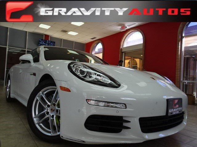 Used 2014 Porsche Panamera S e-Hybrid for sale Sold at Gravity Autos in Roswell GA 30076 1
