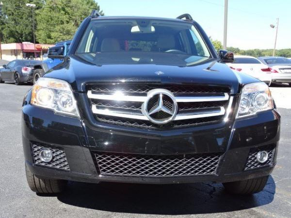 Used 2011 Mercedes-Benz GLK-Class GLK350 for sale Sold at Gravity Autos in Roswell GA 30076 2