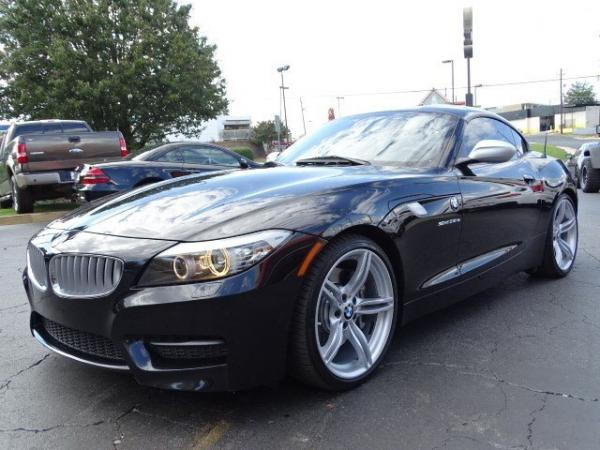 Used 2011 BMW Z4 sDrive35is for sale Sold at Gravity Autos in Roswell GA 30076 3