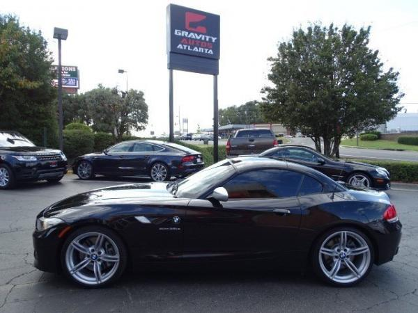 Used 2011 BMW Z4 sDrive35is for sale Sold at Gravity Autos in Roswell GA 30076 4