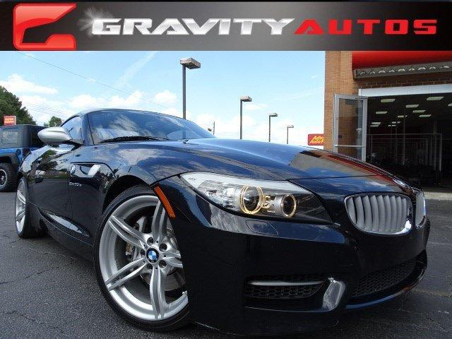 Used 2011 BMW Z4 sDrive35is for sale Sold at Gravity Autos in Roswell GA 30076 1