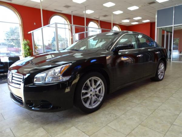 Used 2013 Nissan Maxima 3.5 S for sale Sold at Gravity Autos in Roswell GA 30076 3