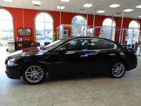 Used 2013 Nissan Maxima 3.5 S for sale Sold at Gravity Autos in Roswell GA 30076 4