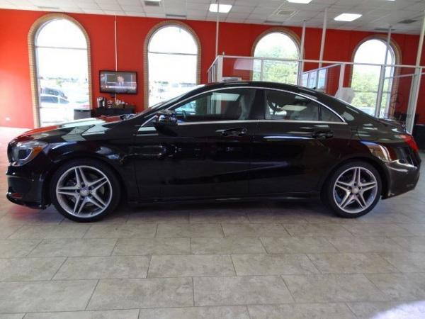 Used 2014 Mercedes-Benz CLA-Class CLA250 for sale Sold at Gravity Autos in Roswell GA 30076 4