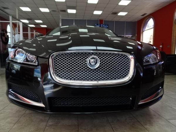 Used 2013 Jaguar XF XF V6 RWD for sale Sold at Gravity Autos in Roswell GA 30076 2