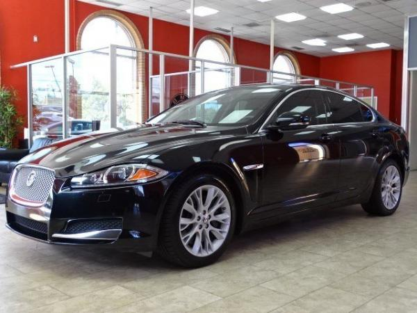 Used 2013 Jaguar XF XF V6 RWD for sale Sold at Gravity Autos in Roswell GA 30076 3
