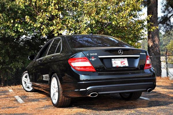 Used 2011 Mercedes-Benz C-Class C300 Sport for sale Sold at Gravity Autos in Roswell GA 30076 4
