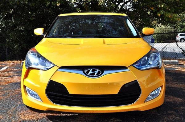 Used 2012 Hyundai Veloster w/Black Int for sale Sold at Gravity Autos in Roswell GA 30076 3