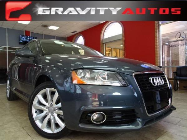 Used 2011 Audi A3 2.0T Premium for sale Sold at Gravity Autos in Roswell GA 30076 1