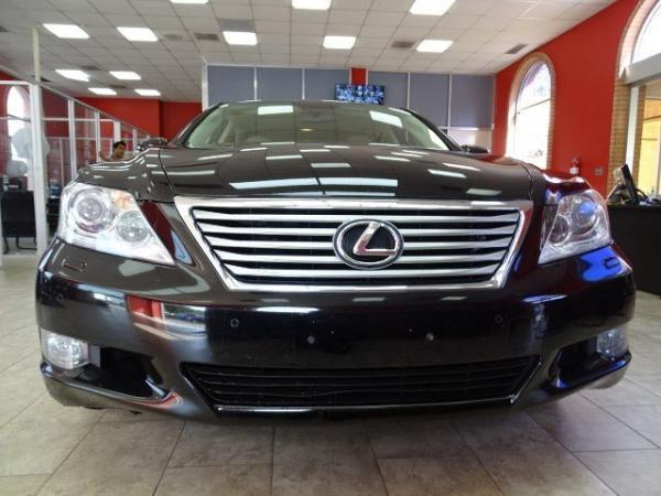 Used 2010 Lexus LS 460 for sale Sold at Gravity Autos in Roswell GA 30076 2