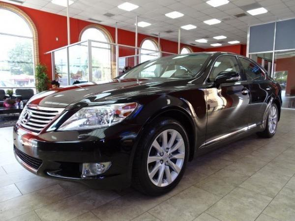Used 2010 Lexus LS 460 for sale Sold at Gravity Autos in Roswell GA 30076 3