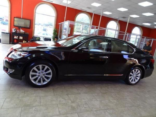 Used 2010 Lexus LS 460 for sale Sold at Gravity Autos in Roswell GA 30076 4