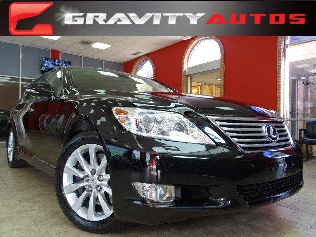 Used 2010 Lexus LS 460 for sale Sold at Gravity Autos in Roswell GA 30076 1