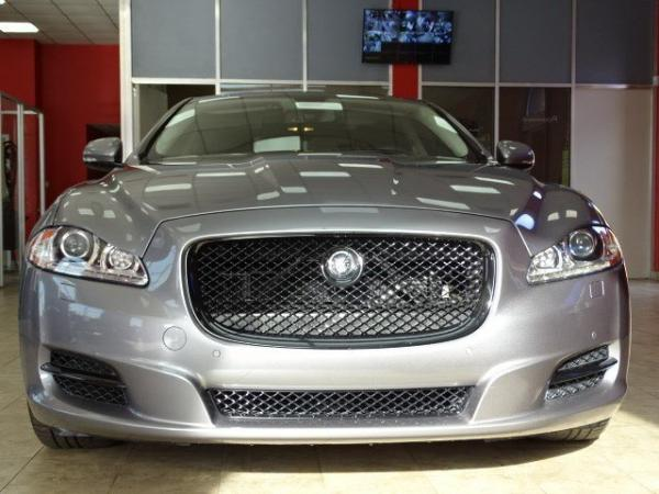 Used 2012 Jaguar XJ XJL Supercharged for sale Sold at Gravity Autos in Roswell GA 30076 2