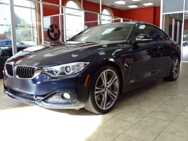 Used 2014 BMW 4 Series 435i for sale Sold at Gravity Autos in Roswell GA 30076 3