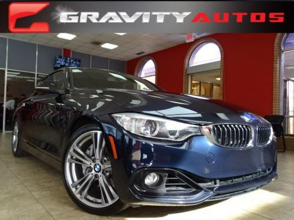 Used 2014 BMW 4 Series 435i for sale Sold at Gravity Autos in Roswell GA 30076 1