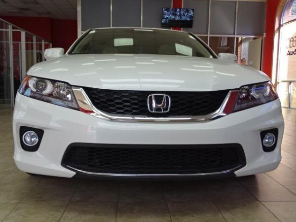 Used 2014 Honda Accord Coupe EX-L for sale Sold at Gravity Autos in Roswell GA 30076 2