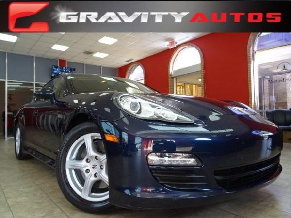 Used 2011 Porsche Panamera for sale Sold at Gravity Autos in Roswell GA 30076 1