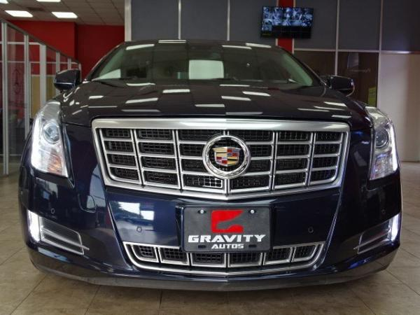 Used 2015 Cadillac XTS Premium for sale Sold at Gravity Autos in Roswell GA 30076 2