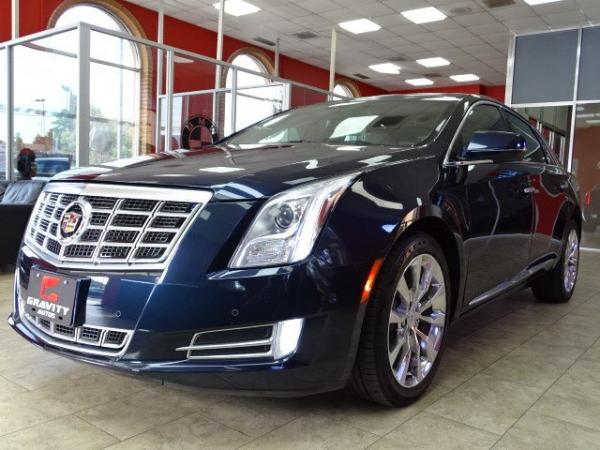 Used 2015 Cadillac XTS Premium for sale Sold at Gravity Autos in Roswell GA 30076 3